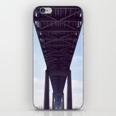cantilever bridge  iPhone & iPod Skin