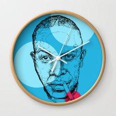 Robert Johnson Wall Clock