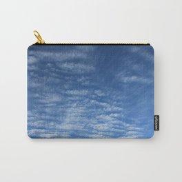 Cloudy Sky / Cielo nublado Carry-All Pouch