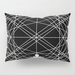 Man in Space Pillow Sham