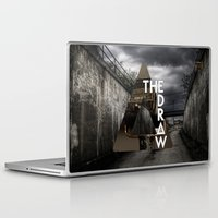 bastille Laptop & iPad Skins featuring Bastille - The Draw by Thafrayer