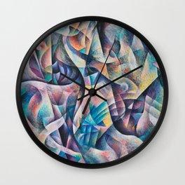 #48 Dream Fortune Wall Clock