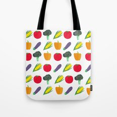 Veggies! Tote Bag