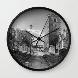 All Saints Church and Collegiate Buildings Wall Clock