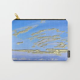 Mediterranean sky with mountains Carry-All Pouch