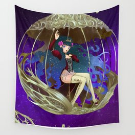 galaxy's Fortune Wall Tapestry