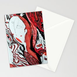 Stories About Nothing Stationery Cards