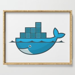 Docker Serving Tray