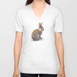 Wild Rabbit Unisex V-Neck