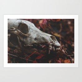 Autumn Vibes Art Print