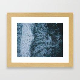Pacific Patterns Framed Art Print