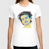 mac T-shirts featuring Mac Attack by Grace Teaney Art