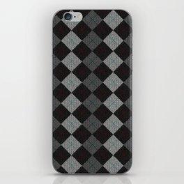 Golf Grey iPhone Skin