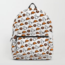 Quirky Cafe Backpack