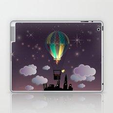 Balloon Aeronautics Night Laptop & iPad Skin
