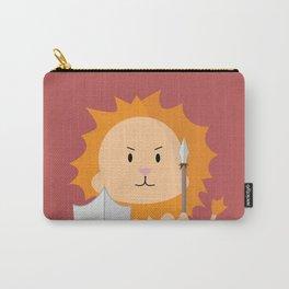 Lion - Fierce  Carry-All Pouch