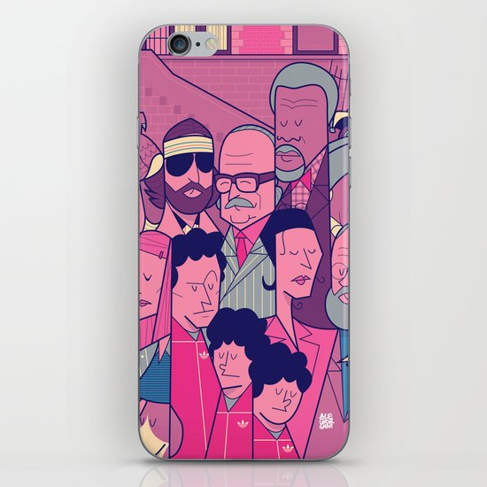 The Royal Tenenbaums iPhone & iPod Skin