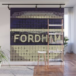 Fordham Wall Mural
