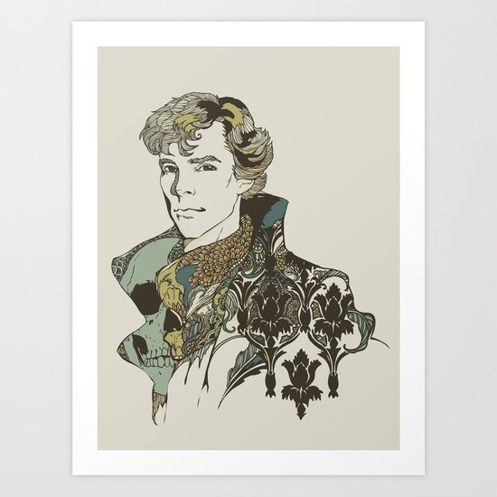 SH Art Print