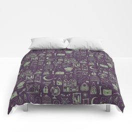 Haunted Attic: Phantom Comforters