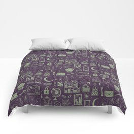 Haunted Attic: Phantom Comforters