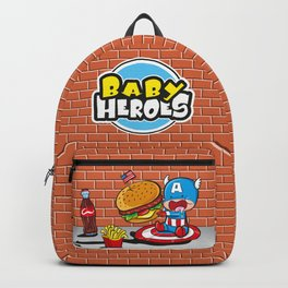 Baby Heroes - Baby Capitan Backpack