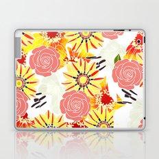 Flowers Of Summer Laptop & iPad Skin