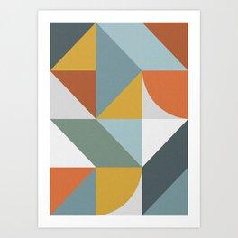 Abstract No. 7 Art Print