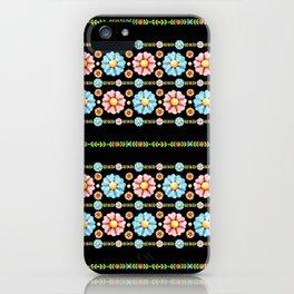 Daisy Boho Chic iPhone Case