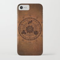 legend of zelda iPhone & iPod Cases featuring The Legend Of Zelda by Electra