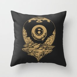 BEHOLD THE EYE Throw Pillow
