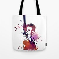 harry Tote Bags featuring Harry by BIG Colours