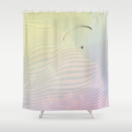 human nature #2 Shower Curtain