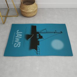 Jaws - Alternative Movie Poster Rug