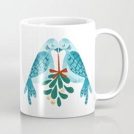 12 Days of Christmas: 2 Turtle Doves Coffee Mug