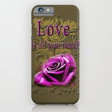 All you need ! Slim Case iPhone 6s