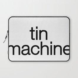Tin Machine Laptop Sleeve