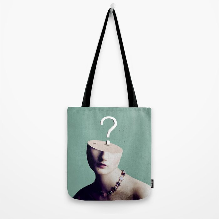 Doubt Tote Bag