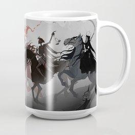 Four Horsemen of the Apocalypse Coffee Mug