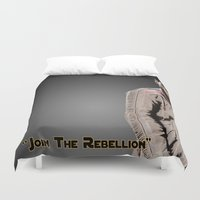 finn Duvet Covers featuring Finn by KL Design Solutions