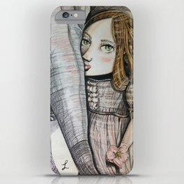 Dorothea face. iPhone Case