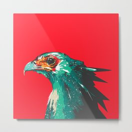 FLY concept Metal Print