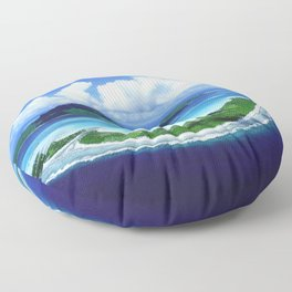 Bora Bora Floor Pillow
