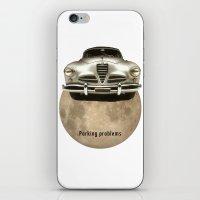 hocus pocus iPhone & iPod Skins featuring Hocus-pocus by Design4u Studio