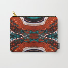Copper Breeze Carry-All Pouch