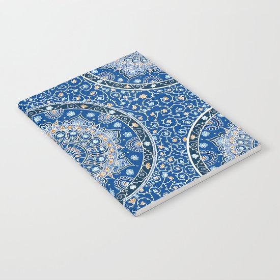 Summer Nights Mandala  Notebook