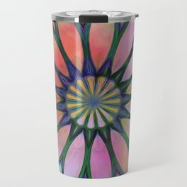 Tropical Flower Dream Travel Mug