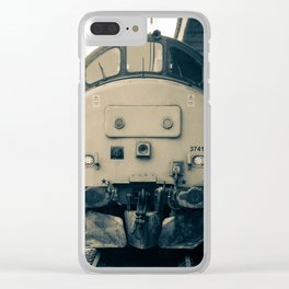 37419 at Norwich Clear iPhone Case