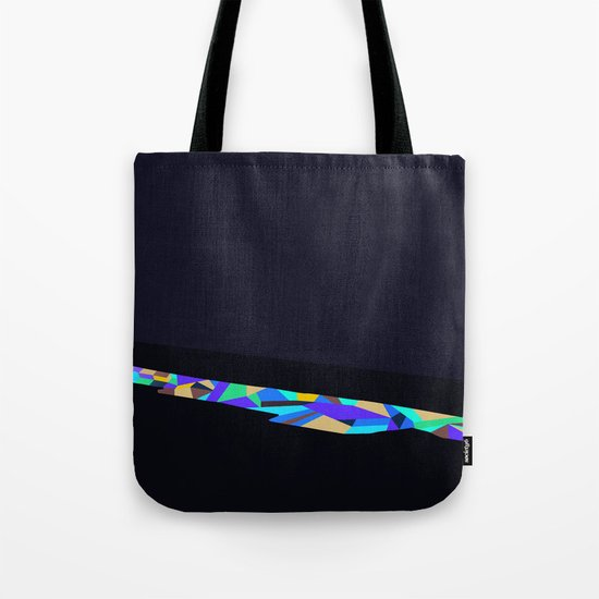 Walking Shadow, Old Lady Tote Bag