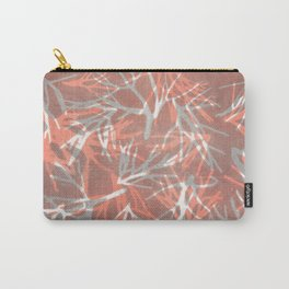 Coral Vision Carry-All Pouch